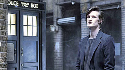 Matt Smith, our new Doctor