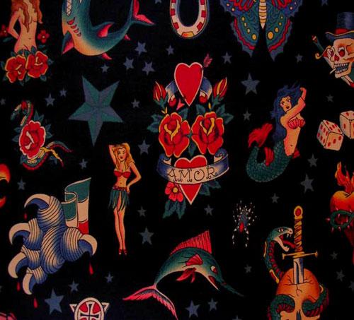 Rockabilly Wallpaper: I Have A Dream…