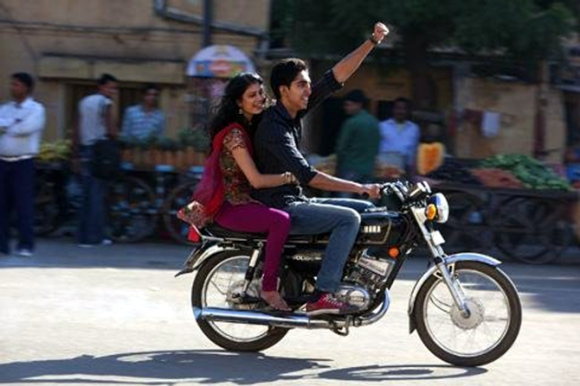 The two person motorbike revolution begins!