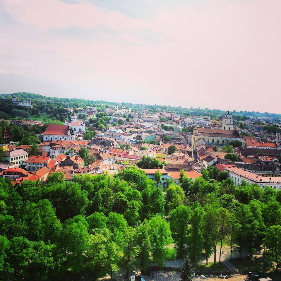 Green Vilnius
