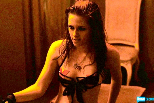There was nothing Edward liked better than stripper night in the Cullen house