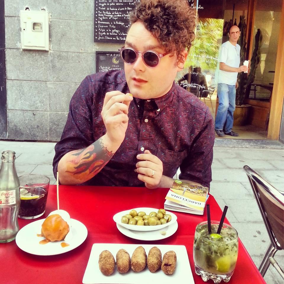 Lunch at Candela Raval
