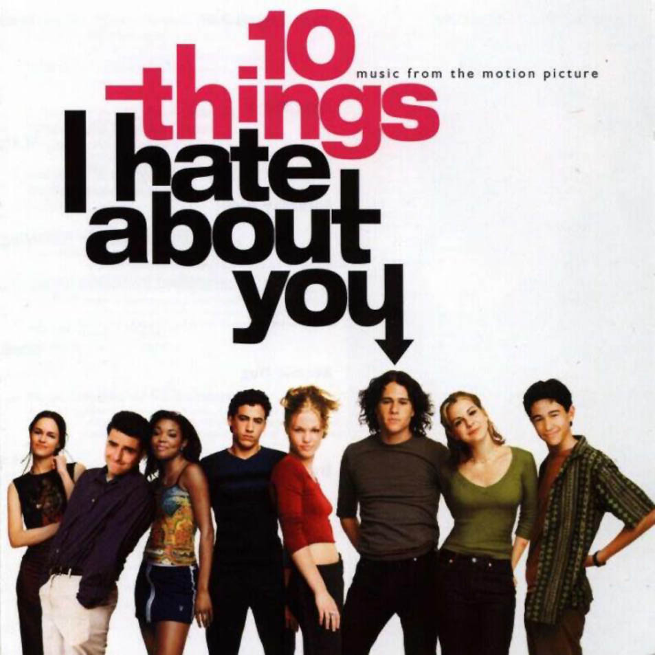 BSO_10_Razones_Para_Odiarte_10_Things_I_Hate_About_You-Frontal 10 Things I ...
