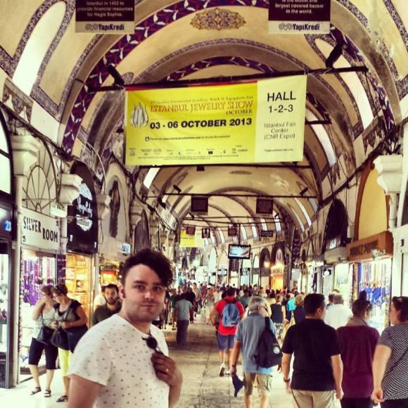 Adventuring into the Grand Bazaar