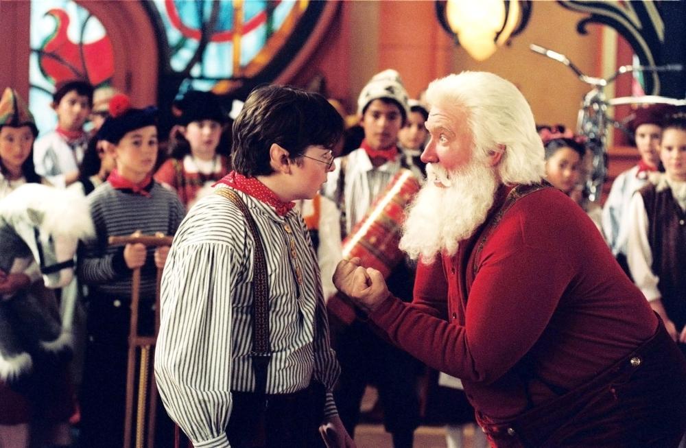 I said Christmas spirit, not Christmas spirits! Now all the elves are drunk