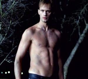 alexander skarsgard shirtless true blood