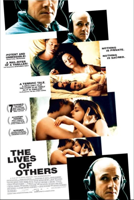 The Lives of Others film poster