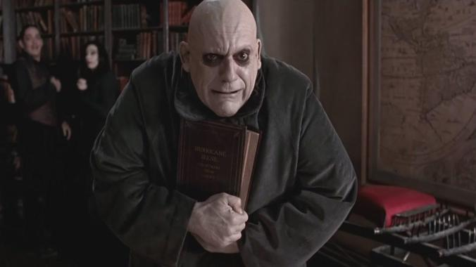 Fester wasn't letting anyone get their hands on his vintage sideshow porn collection