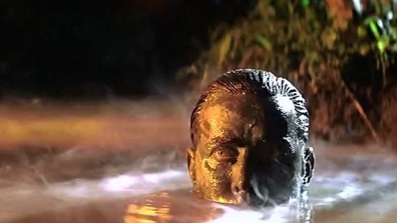 Willard had taken swamp stalking to a new level