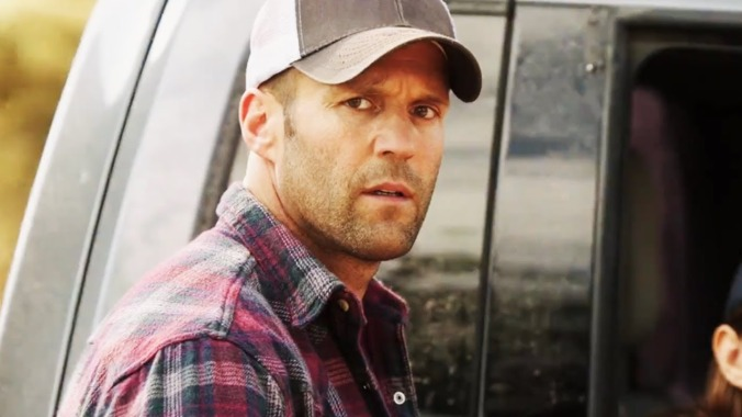 Jason Statham is Jason Statham