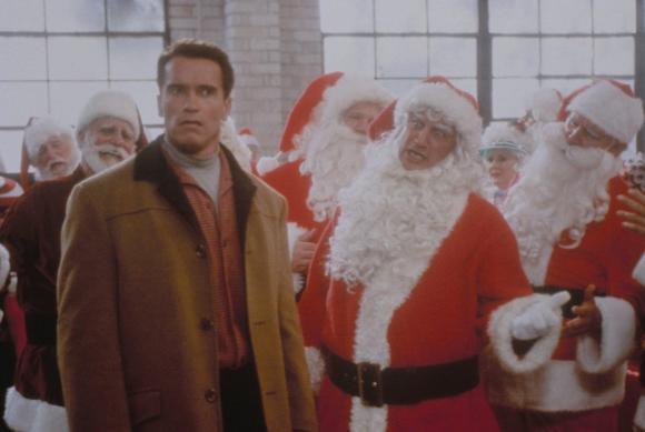 Howard's Santa acid flashback was taking its toll