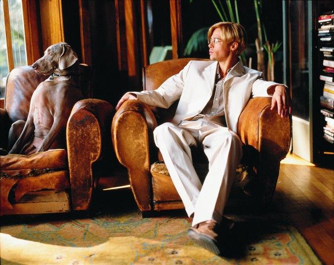Best Friends Brad Pitt