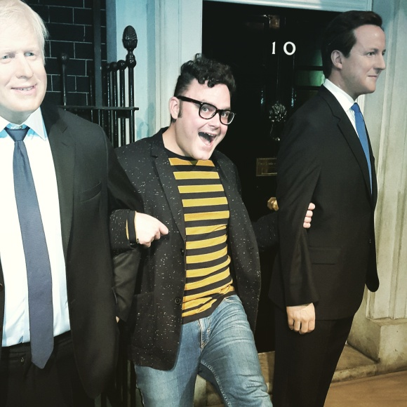 And then he joined the Bullingdon Club and made some plans to oppress the working class