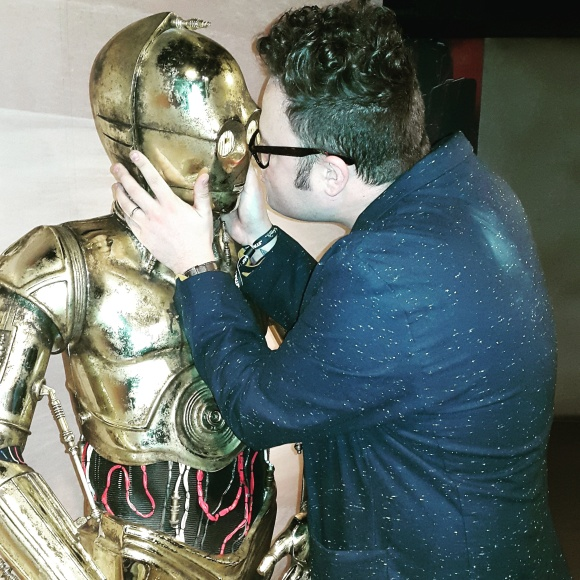 But C3PO was up for anything
