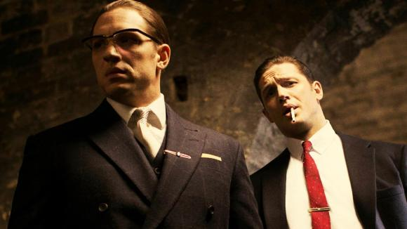 Tom Hardy: Now two for the price of one